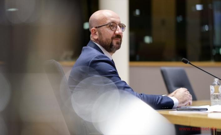 AB Konseyi Başkanı Michel: Kırım yasa dışı olarak ilhak edildi