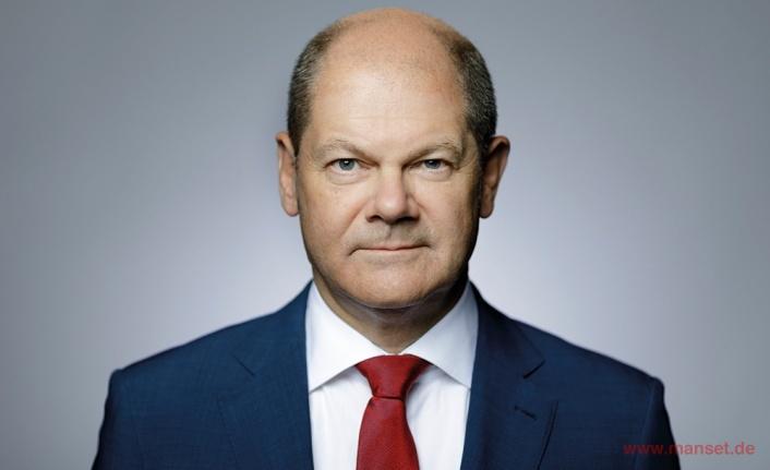 """Alman Maliye Bakanı Scholz 'dan dijital Euro"""" açıklaması"""