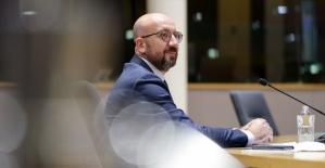 AB Konseyi Başkanı Michel: Kırım yasa...