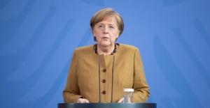 Almanya Başbakanı Merkel, AstraZeneca...