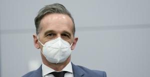 """Almanya Dışişleri Bakanı Maas: """"Navalny'e..."""